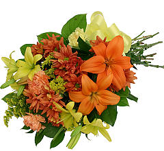 Seasonal Fall Bouquet
