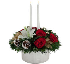 Holiday Style Centerpiece