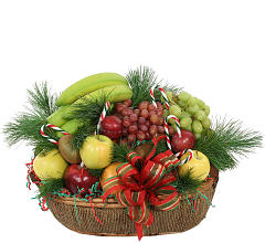 Assorted Christmas Basket