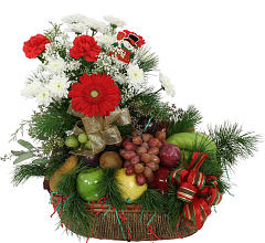 Festive Flowers & Fruit