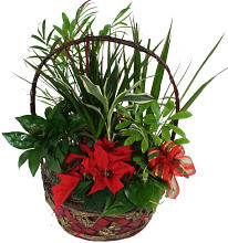 Christmas Festive Basket