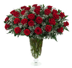 27 Red Roses