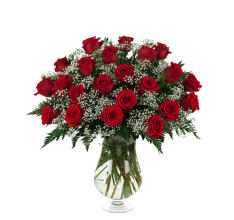 22 Red Roses