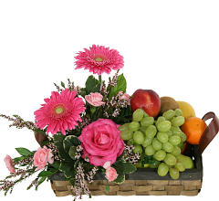 Fruit & Flower Basket