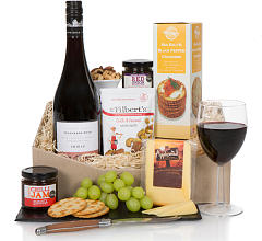 Wine & Treats Basket