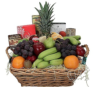 Fruit baskets fruit and gourmet gift baskets canada flowers fruit gourmet negle Images