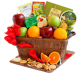 FTD® Fruit & Gourmet. Fruit and gourmet gift baskets ...