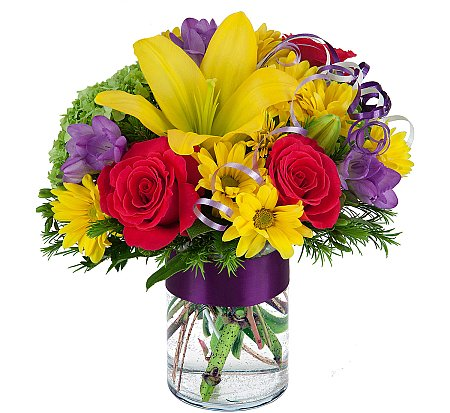 happy birthday · birthday flowers · canada flowers.ca, Beautiful flower