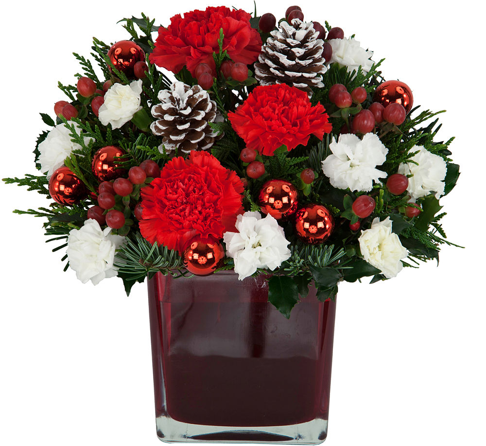 Popular Flowers In Canada: Holiday Charms · Christmas Best Sellers · Canada Flowers