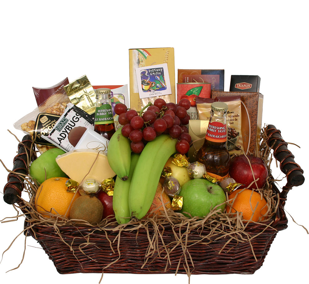 Holiday Bounty · Christmas Fruit & Gourmet Gift Baskets ...