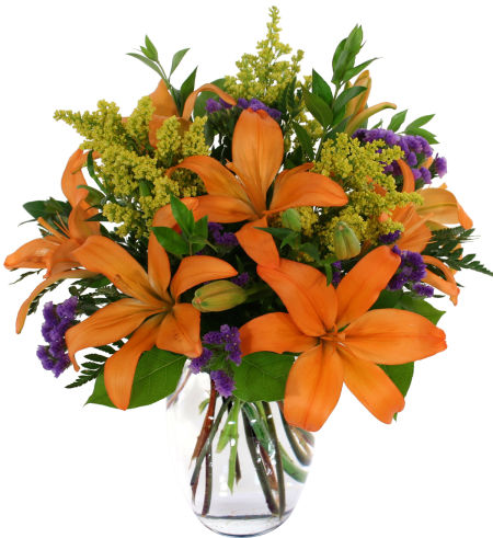 sunset glow budget funeral flowers canada flowers