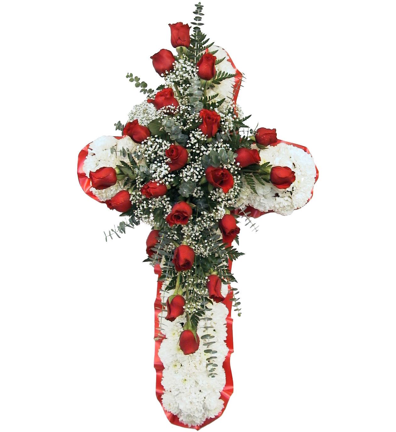 Calgary funeral flowers canada flowers glory cross izmirmasajfo