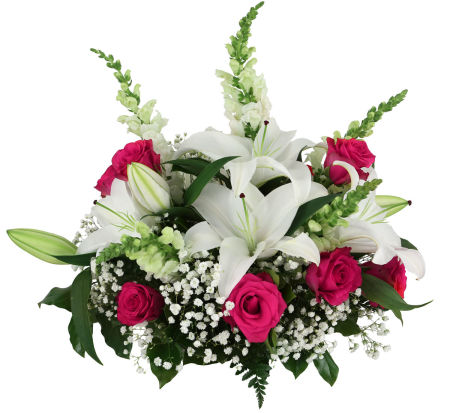 from the heart sympathy arrangements canada flowers