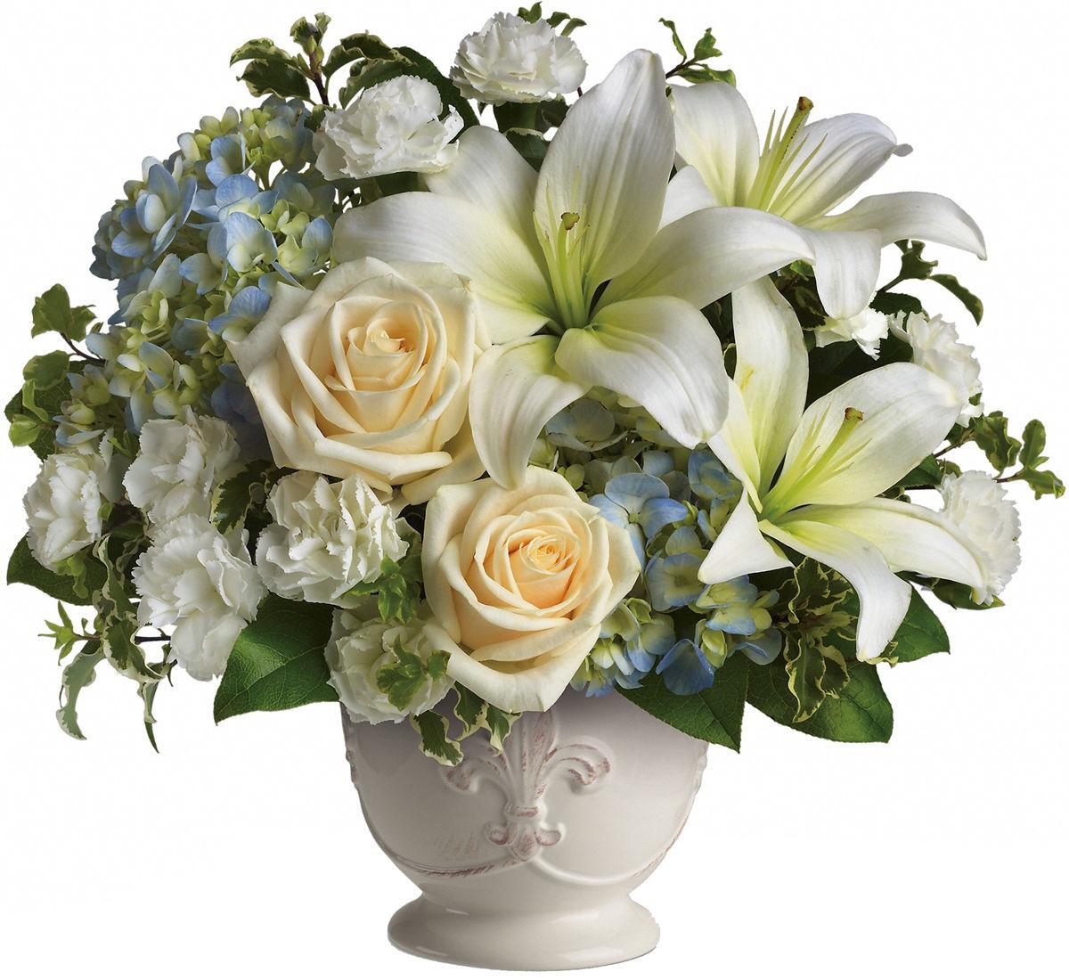 Montreal funeral flowers canada flowers beautiful dreams izmirmasajfo Gallery