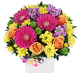 Send Birthday Flowers same day in Canada with Canada Flowers, Canada's National Florist. Prices in Canadian dollars. Order by 2 pm EDT for same day birthday flower delivery to most towns and cities across Canada.