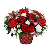 Send Christmas flower arrangements to Canada with Canada Flowers, Canada's National Florist. Beautiful Christmas gifts, combined with expert customer service.