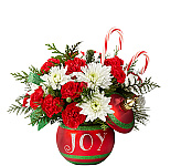 FTD Christmas Flowers by Canada Flowers. Featuring same day FTD Christmas flower delivery to Canada. Beautiful FTD flowers. Expert customer service.