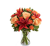 All of our rich, colourful FTD® fall flowers are hand-made by the very best professional FTD® florists and are locally delivered fresh to the door in Canada. We are Canada Flowers, Canada's national florist, specializing in premium local Canadian FTD® flower delivery services. If you don't find the perfect fall flower arrangement below, you can check out our catalogue of original Fall Flowers.