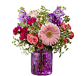 Mother's Day is Sunday, May 13th, 2018. Our FTD® flowers for Mother's Day catalogue featuring beautiful flowers created just for Mom! All FTD® flowers are hand-made by professional FTD® florists and are locally delivered fresh to the door. We are Canada Flowers, Canada's national florist, specializing in the very best local Canadian FTD® flower delivery services. Same day delivery is available in Canada. Prices are in Canadian dollars. There are no extra service fees at check-out. To shop for further selections, visit our full Mother's Day Flowers selection. INSIDER'S TIP! Mother's Day Sunday is the busiest day of the year. This year, surprise her and send flowers a day or two early! She'll love the flowers and your thoughtfulness.