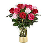 Fall in love with FTD Valentine's Day Flower arrangements with Canada Flowers, Canada's National Florist. Make this year a dream come true with roses, lilies, carnations and more! We are happy to offer the very best FTD flowers for celebrating love and romance this Wednesday, February 14, 2019. See our own Original Valentine's Day Flowers catalogue for more ideas on what to send your Valentine in Canada this year. Take their breath away on Valentine's Day!