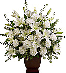 Our Funeral Flowers catalogues feature florist arranged funeral flowers customarily delivered to the funeral home, mortuary or place of worship to express sympathy, bereavement and condolences during a time of loss. You can completely trust us with your most important funeral flower delivery needs in Canada.
