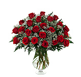 Canada Flowers long stemmed roses are hand arranged by professional florists across Canada, and then delivered fresh to the door - on time and on budget! Florist arranged roses benefit from the care, creativity and design expertise that only a professional floral designer can provide. Looking for a custom number of roses? Choose from 1-36 red roses using our new, easy-to-use rose selector.