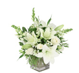 Welcome to our Canada Flowers Sympathy Arrangements catalogue, featuring flowers recommended to send to the family residence or office to express sympathy during a time of loss. Prices are in Canadian dollars and include flower delivery to most areas across Canada. Only taxes are added at checkout. Order sympathy arrangements online by 2 pm in the recipient's time zone for same day flower delivery across Canada for most items.  Another popular for expressing sympathy are our Sympathy Plants.