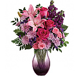 Send Mom flowers for Mother's Day! Mother's Day is Sunday, May 13th, 2018. Our 2018 Teleflora Mother's Day Flowers catalogue features stunning flowers specially crafted just for Mom. Canada Flowers delivers Teleflora flowers in Canada every day. We are honoured yearly as a leading worldwide Teleflora florist. We are Canada Flowers, Canada's National Florist. Featuring prices in Canadian dollars. There are no extra service fees and satisfaction is guaranteed. Browse our Canada Flowers Original Mother's Day Flowers to see what else we have to offer.