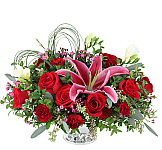 Celebrate this romantic time of year with Valentine's Day Flowers for delivery to Canada from Canada Flowers, Canada's National Florist. Valentine's Day is Wednesday, February 14th, 2018. Roses, lilies, teddy bears, chocolates and more! Choose below from our huge selection of Valentine's arrangements, now with hundreds of gifts from 6 special catalogues! Same day Valentine flower delivery is available for most floral arrangements and bouquets.