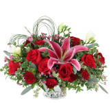 Celebrate this romantic time of year with Valentine's Day Flowers for delivery across Canada from Canada Flowers, Canada's National Florist. Delivery included! Valentine's Day is Wednesday, February 14th, 2018. Roses, lilies, teddy bears, chocolates and more! Choose below from our huge selection of Valentine's arrangements, now with hundreds of gifts from 6 special catalogues! Same day Valentine flower delivery is available for most floral arrangements and bouquets.