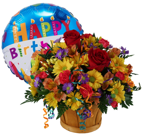 Birthday Flowers Gifts Happy Party BD7AA Canada Flowersca