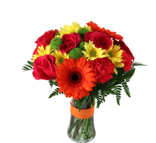 Birthday Flowers Sunburst Bd16aa Canada Flowers