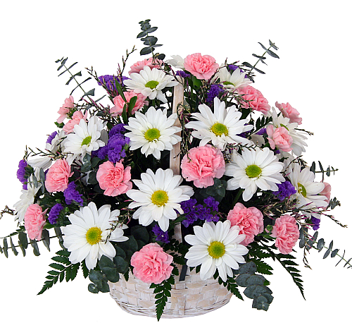 Charming Flower Basket