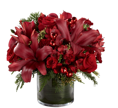 FTD Season's Sparkle Bouquet