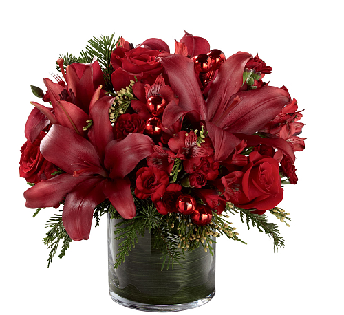 FTD® Season's Sparkle Bouquet