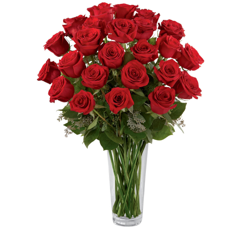 FTD® 18 Red Roses Bouquet