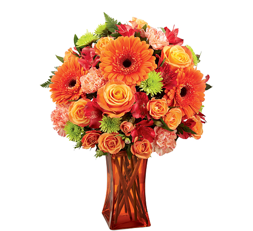 FTD® Orange Escape Bouquet