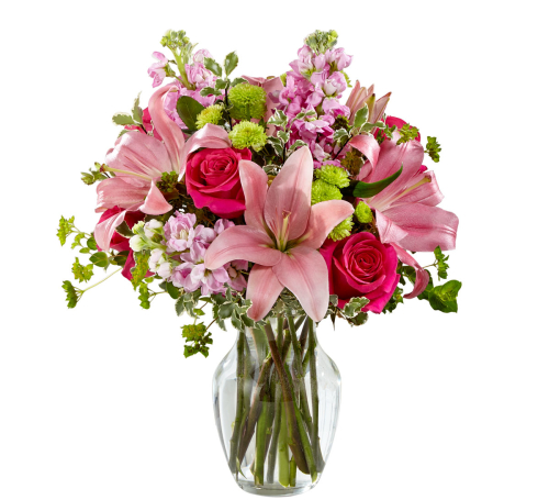 FTD® Pink Posh Bouquet