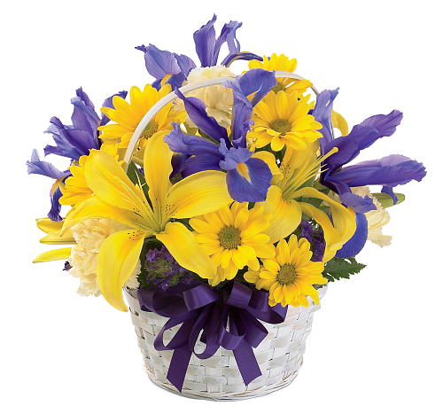 FTD® Spirit of Spring Basket
