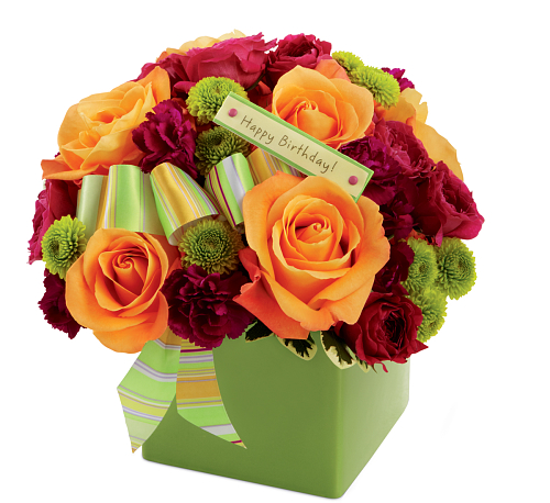 FTD® Happy Birthday Bouquet