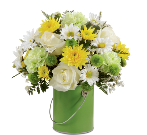 FTD Colour Your Day With Joy Bouquet