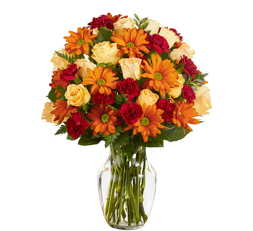 FTD® Golden Autumn Bouquet