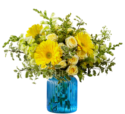 FTD® Something Blue Bouquet