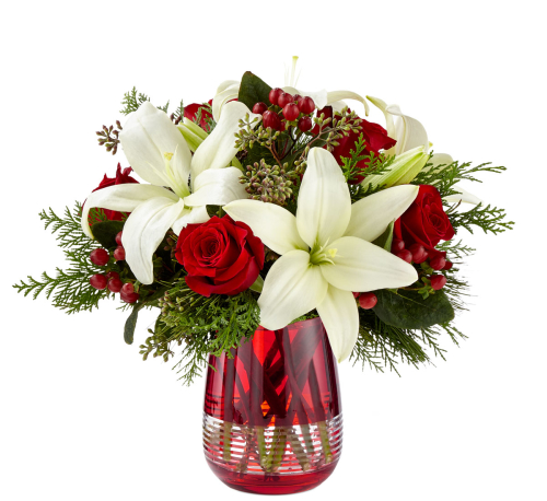 FTD Festive Holiday Bouquet