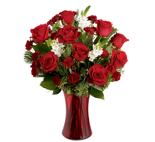 FTD® Holiday Romance Bouquet