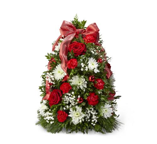 Ftd christmas flowers ftd make it merry tree ch15fa canada flowers izmirmasajfo