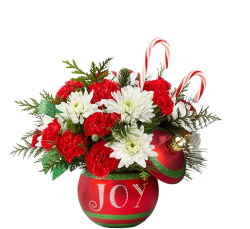 Ftd christmas flower arrangements · season s