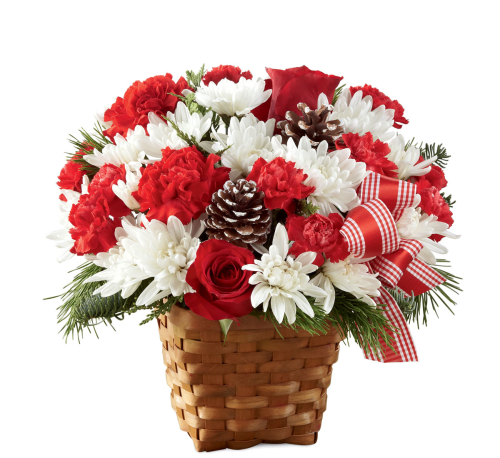 FTD Holiday Happiness Bouquet