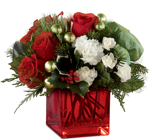 FTD® Merry & Bright Bouquet