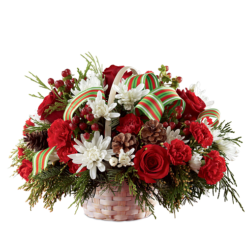 FTD® Goodwill & Cheer Basket